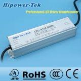 150W Waterproof IP65 / 67 fonte de alimentação ao ar livre para a indústria