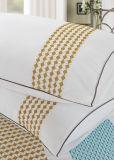 Weiße europäische Art-Bettwäsche