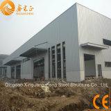 Magazzino Pre-Costruito di logistica della struttura d'acciaio (XGZ-9)