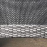 Furnir健康なT-091の調節可能なテラスの屋外のPEの藤のラウンジ