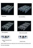 Stab-kratzendes Treppen-Schritt-Gitter-Stahlplatte