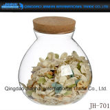 Candy Storage Jar Glass Bottle for Food