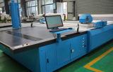 Máquina de estaca automática do cortador da faca da tela do CNC Tmcc-2025