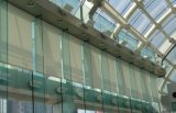 Het buiten Traliewerk van het Glas met de Prijs van de Fabriek