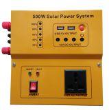 Mini sistema de energia solar para Cambodia