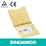 Tipo aperto scatola della lega d'ottone di giunzione dello zoccolo del pavimento