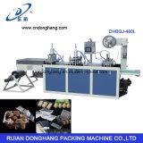 Machine de formation hydraulique de plateau de cadeau de festival