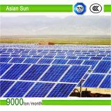 Consola de montaje solar de acero para la Sistema Solar