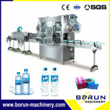 Machine à étiquettes de double de têtes de la Chine chemise craintive en plastique de bouteille