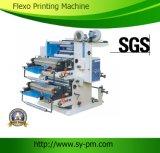 Plastic Bags Printing (YT-2600)를 위한 2 Colour Professional Designed Plastic Film Flexo Printing Machine