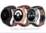 O relógio esperto o mais novo de 2016 Bluetooth com o monitor da frequência cardíaca (L5)