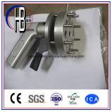 Venta superior 1/4 '' - máquina que prensa del manguito hidráulico 2 '' 4sp