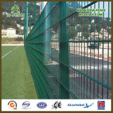 View e High desobstruídos Strong 2D Double Wire Fence Panel