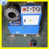 2インチの油圧ゴム製ホースのひだ付け装置の油圧ホースのひだが付く機械