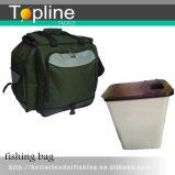 Bolso al aire libre del señuelo de la pesca con el compartimiento