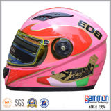 暖かい冬の太字のオートバイのヘルメット(FL106)