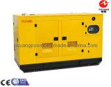 Générateur 350kw diesel silencieux refroidi à l'eau dans la ville Dalian (PF400GFES)