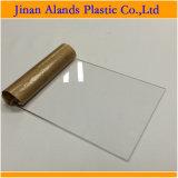 Personnaliser la feuille acrylique transparente de plexiglass pour le signe 2mm 30mm