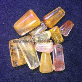 Pendente natural Jewllery do cristal de quartzo de Rultilated de Gemstone