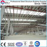 Construction en acier ou en entrepôt