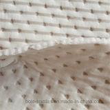 La tela que hace punto/tres capas mantiene caliente