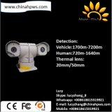 Sensor do Flir do varredor duplo - o varredor da canaleta deteta a câmera do Thermal de 4km