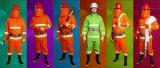 Het hete Verkopende Aangepaste Kledingstuk van de Brandbestrijding van vijf-Stuk Reeks