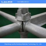 Système en acier d'échafaudage de Cuplock galvanisé par Q235 pour la grande construction de bâtiments
