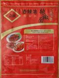 Мешки пластичный упаковывать еды с застежкой -молнией