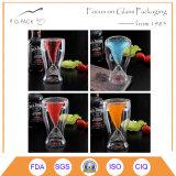 Het Drinken van de Mok van het Glas van de Kop van de Meermin van het Kristal van de nieuwigheid de Creatieve Wodka Ontsproten Kop van de Partij van de Staaf