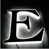 Segno acrilico delle lettere della Manica di Lit piena popolare LED da vendere