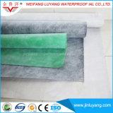 Residuo del polipropilene del polietilene, membrana impermeabile composita del polimero PP+PE per la fodera della parete dell'acquazzone