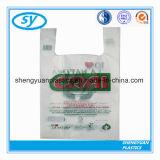 Мешок устранимой пластичной покупкы тенниски LDPE HDPE упаковывая
