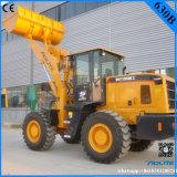 3 caricatore anteriore del libro macchina dell'escavatore a cucchiaia rovescia 630 del caricatore della rotella della Cina di tonnellata
