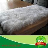 Mongolei-langer Pelz-Schaffell-Wolldecke-Platten-Großverkauf