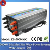 5000W 24DCへのChargerの110V/220V AC Modified Sine Wave Power Inverter