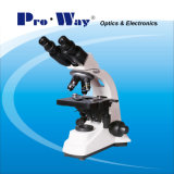 40X-1000X LED Seidentopf Binocular microscópio biológico (XSZ-PW106)