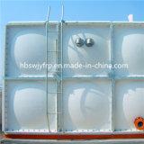 El tanque de agua de FRP