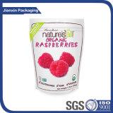 Verpacken der Lebensmittel Wegwerfplastik-PET Verpackungs-Beutel