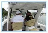 6.85m 23FT Cer-anerkanntes Marinegrad Alunimum Energien-Boot mit geschlossener Kabine