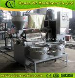 macchina professionale della pressa dell'olio della crusca di riso 6YL-130R con basso costo