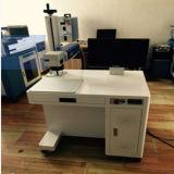 Máquina de la marca del laser de la fibra para los materiales Hsgq-20W Jieda del metal