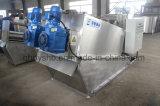 Klärschlamm-entwässernmaschine für Abwasserbehandlung