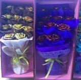 Valentine의 Present를 위한 Lovers를 위한 Velentine 로즈 Gift