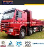 Sinotruk HOWO camión volquete con volquete 8X4