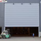 Вертикальный подъем панели сползая надземную дверь