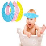 Casquillo de ducha suave ajustable de la protección del bebé de EVA