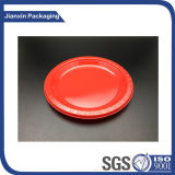 Устранимый пластичный контейнер еды плиты