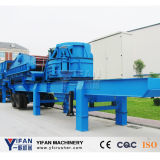 Quality와 Low 좋은 Cost 고무 Tyred Mobile Crusher