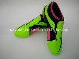 Ботинки футбола цветов фабрики дешевые салатовые (YHS012)